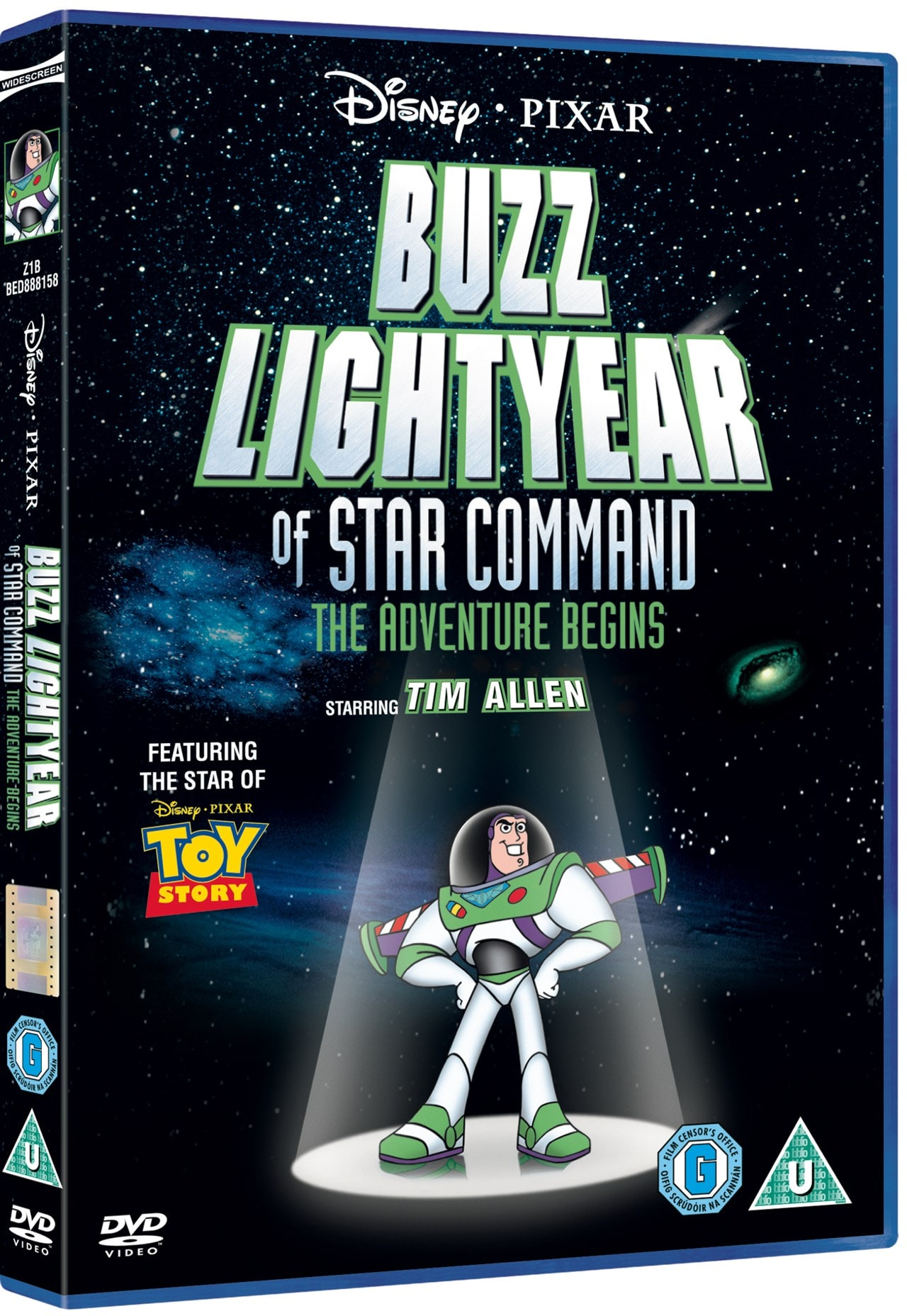 Buzz Lightyear of Star Command - The Adventure Begins - 2