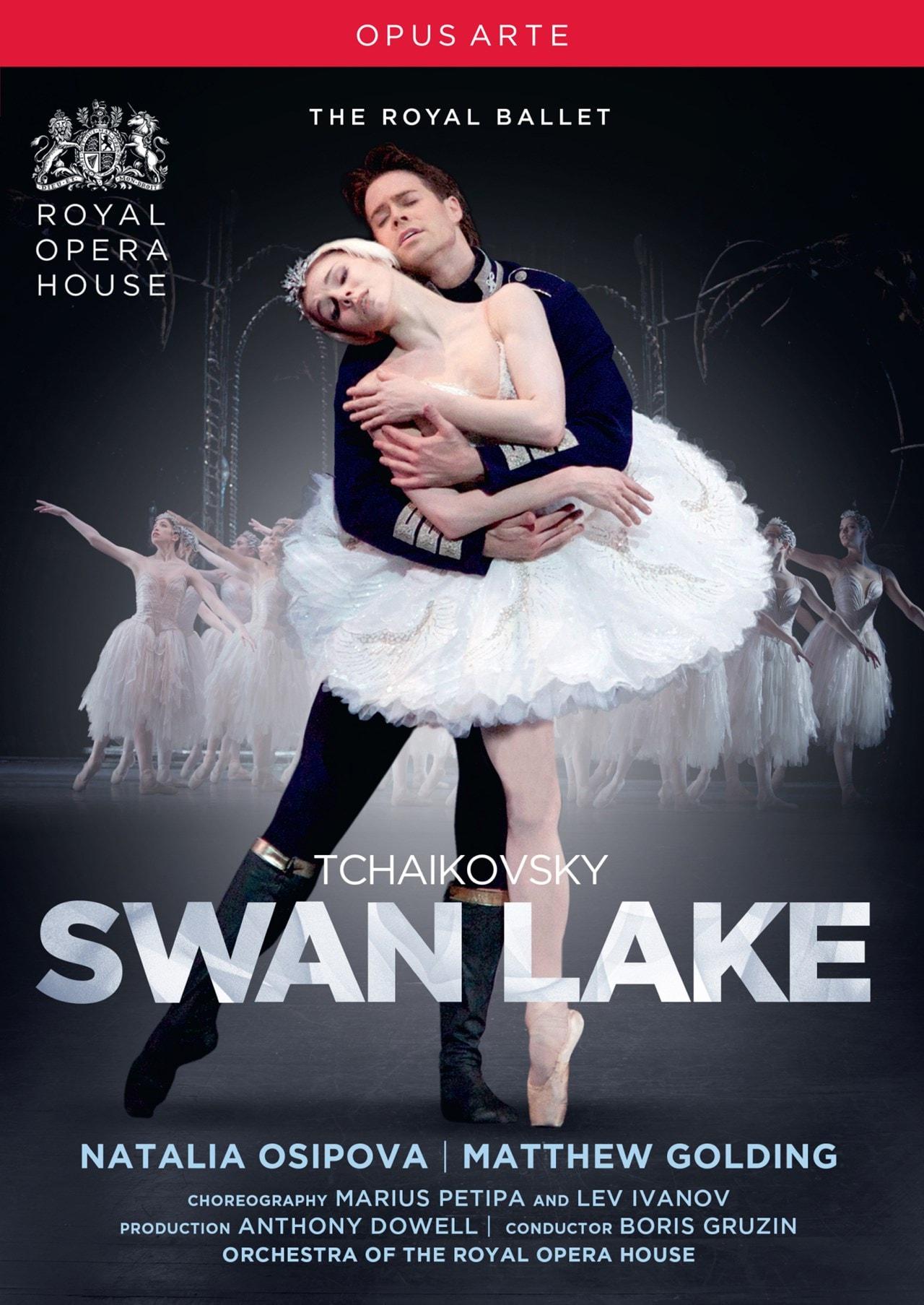 Swan Lake: The Royal Ballet - 1