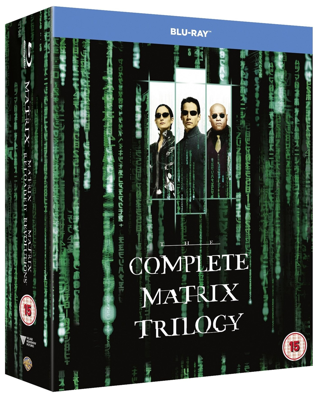 The Matrix Trilogy - 2