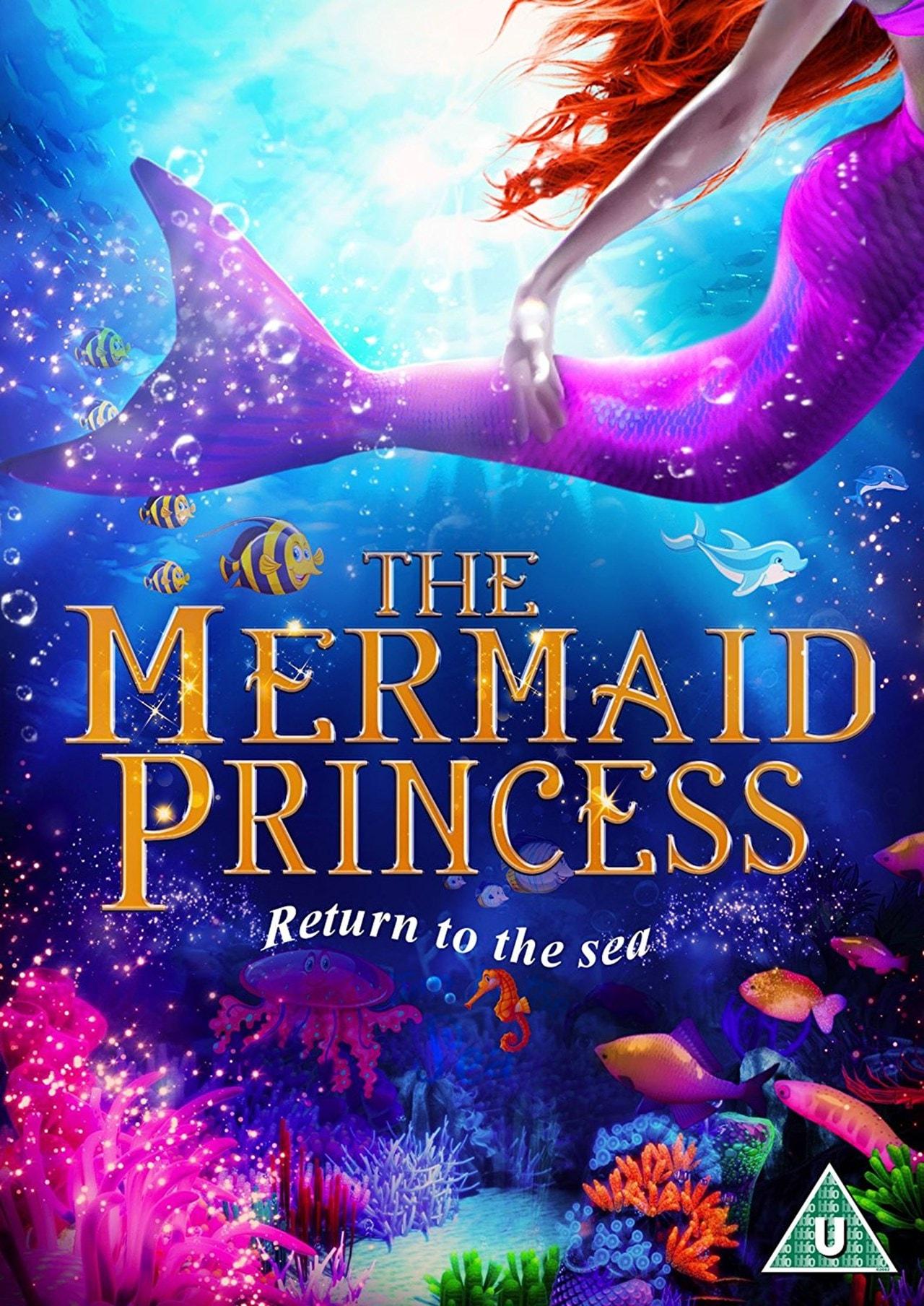 The Mermaid Princess - 1