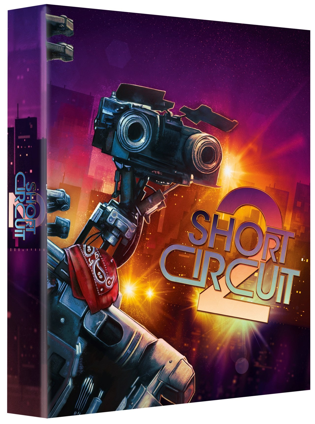 Short Circuit 2 Limited Collector's Edition - 2