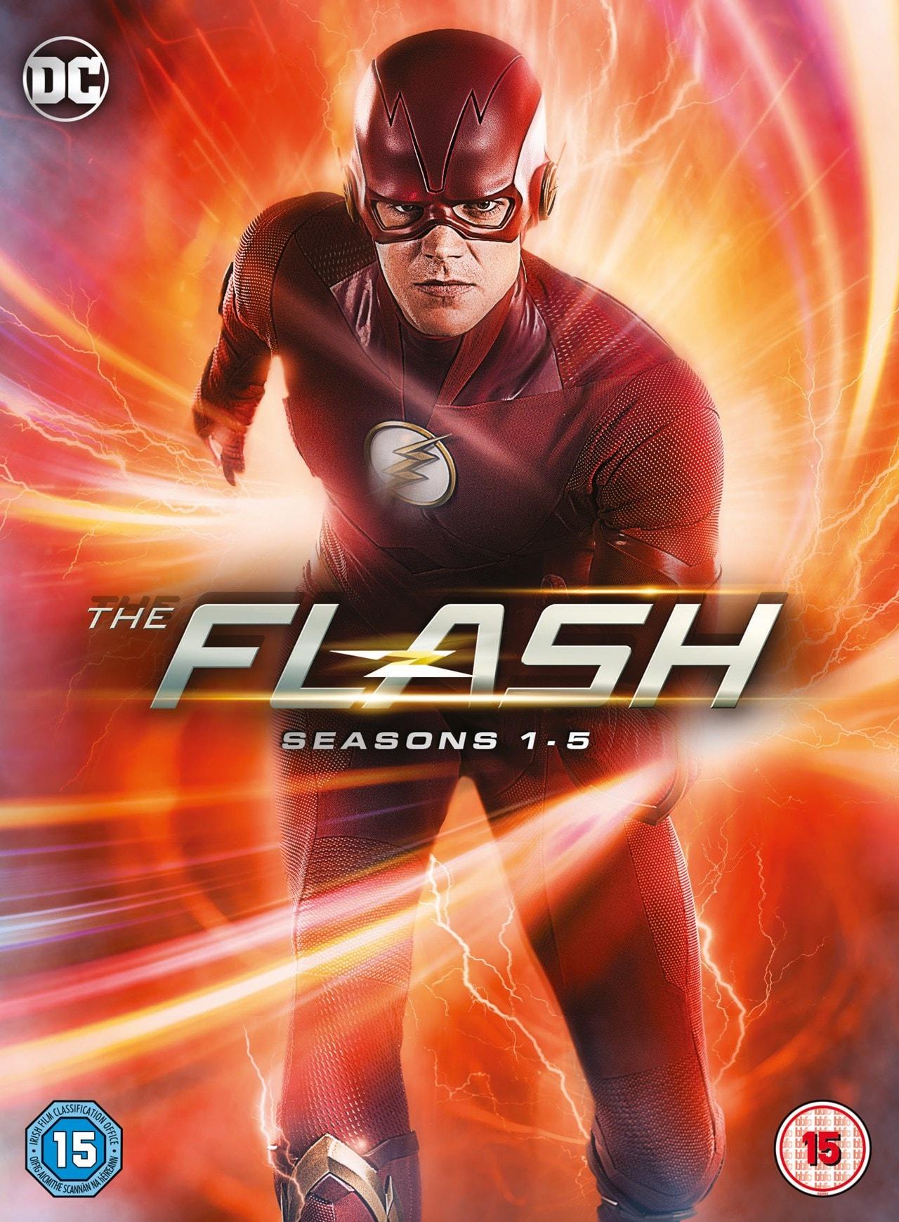 The Flash: Seasons 1-5 - 1