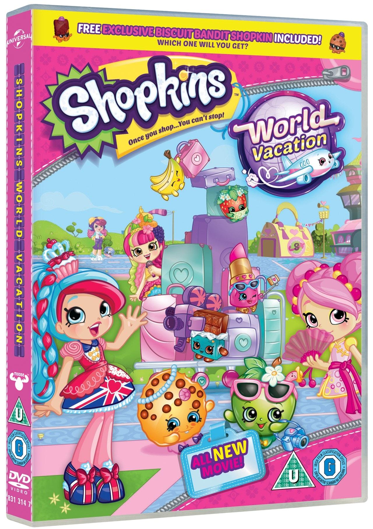Shopkins: World Vacation - 2