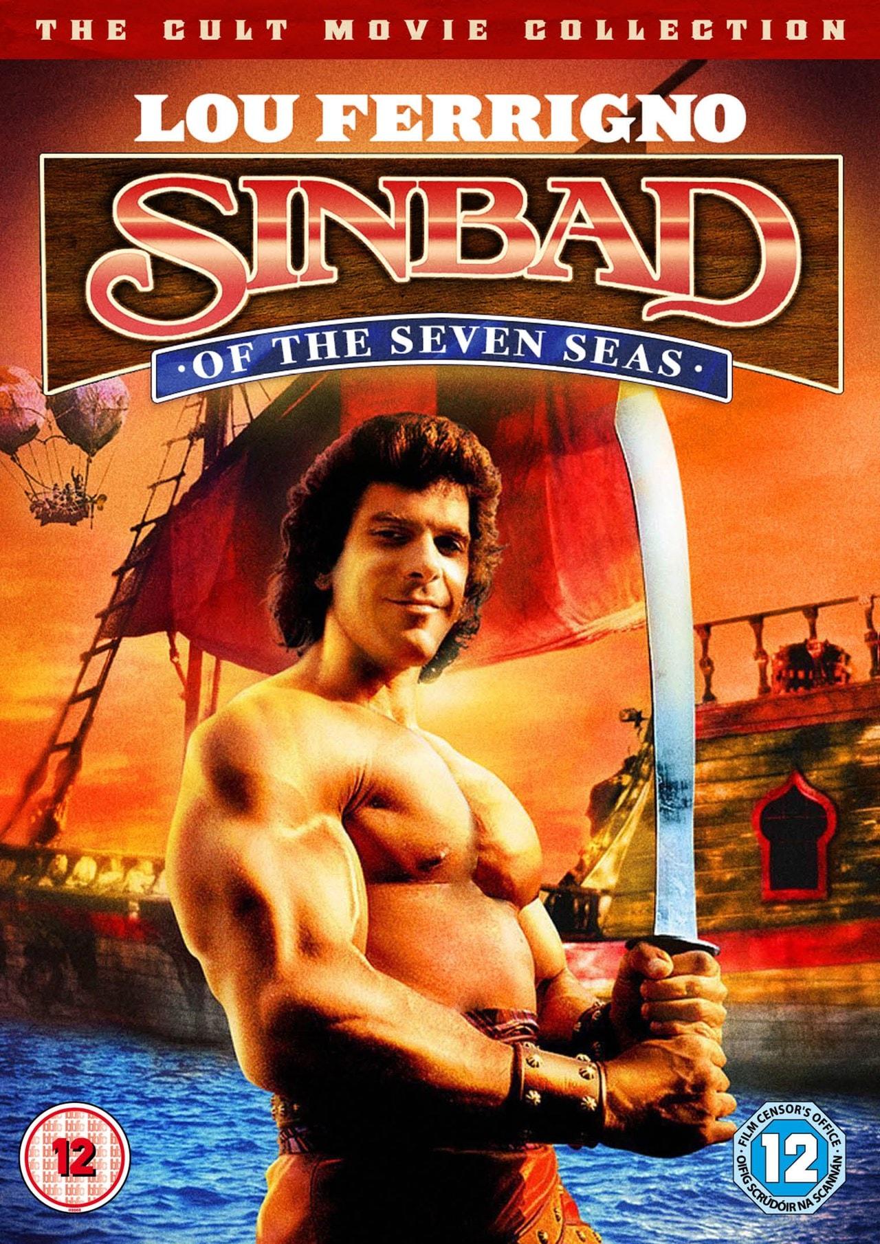 Sinbad of the Seven Seas - 1