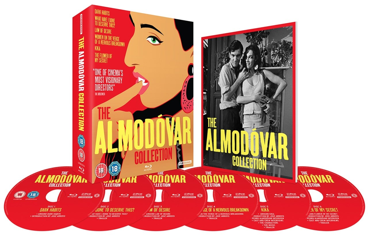 Almodovar Collection - 2