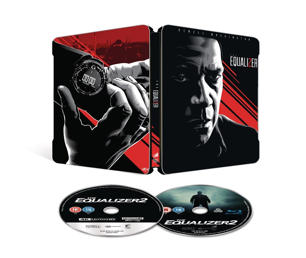 The Equalizer 2 (hmv Exclusive) - 4