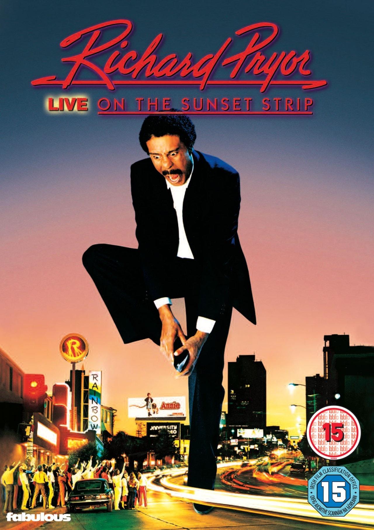 Richard Pryor: Live On the Sunset Strip - 1