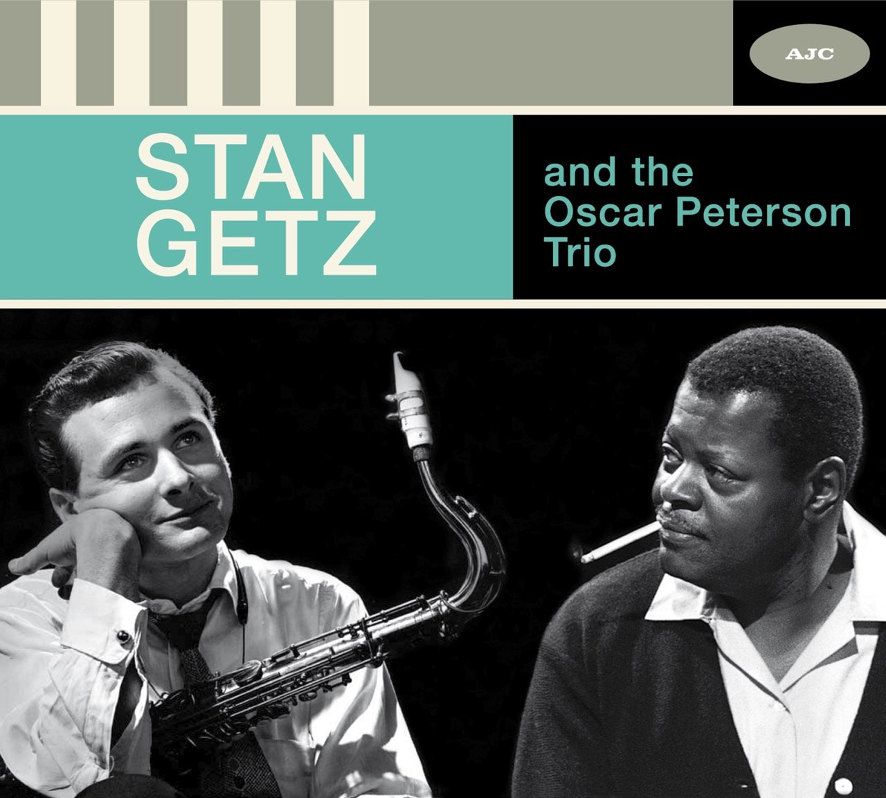 Stan Getz and the Oscar Peterson Trio - 1