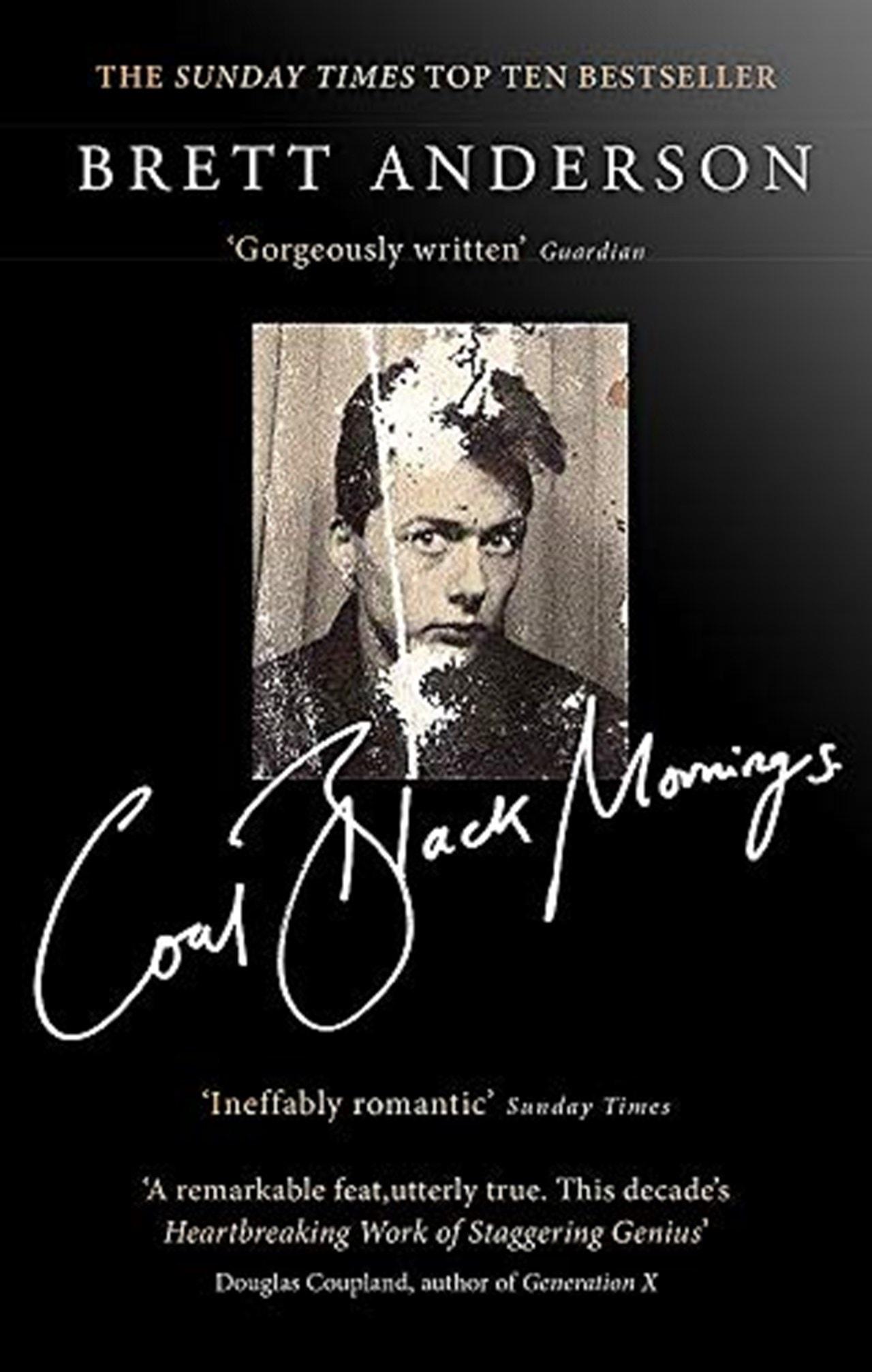 Coal Black Mornings - 1