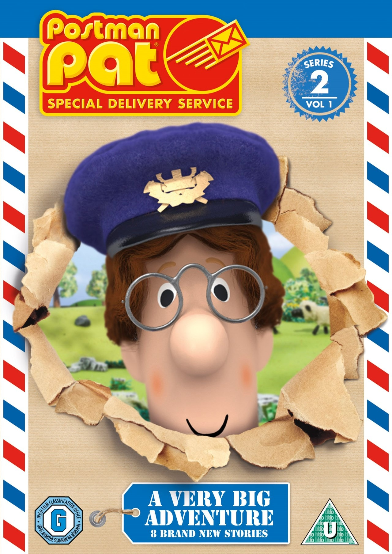 Postman Pat - Special Delivery Service: Series 2 - Volume 1 - 1