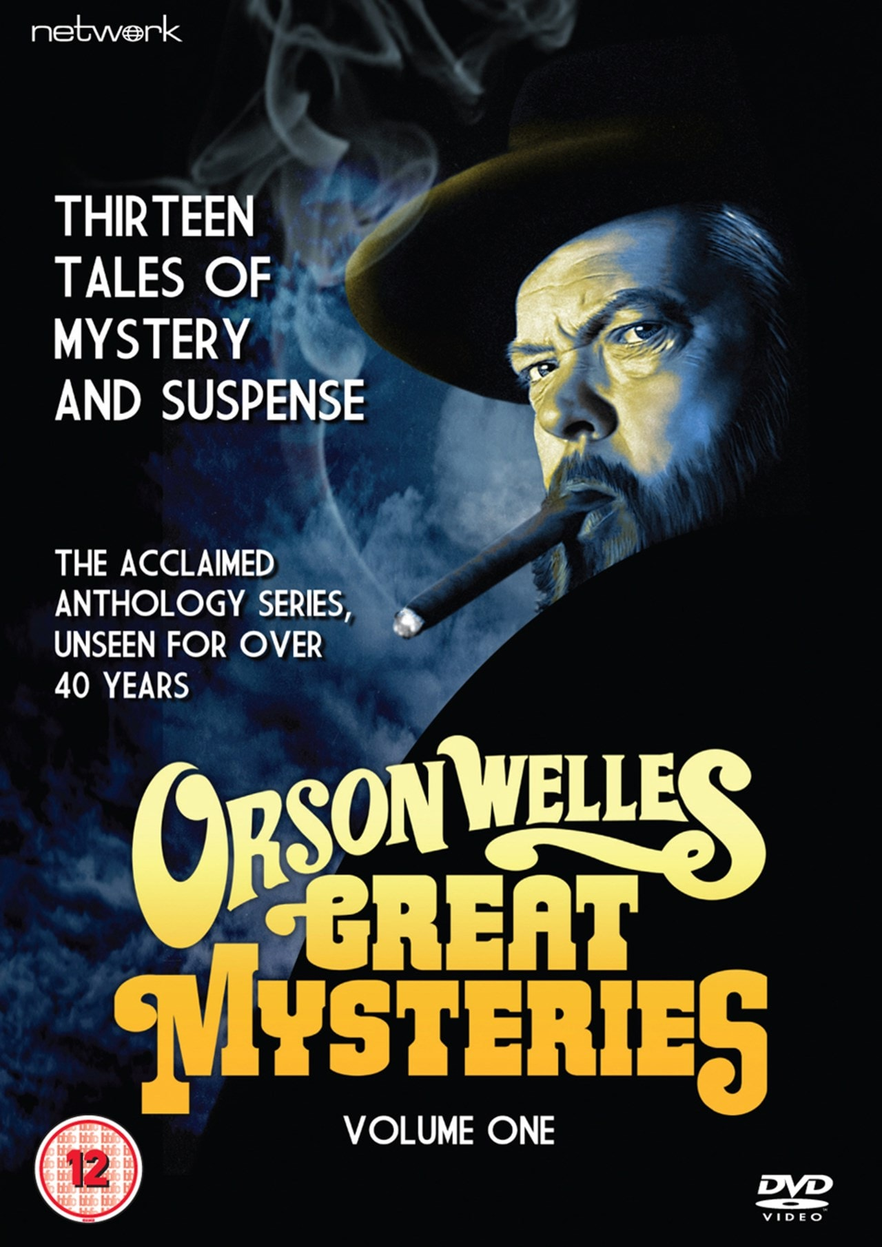 Orson Welles' Great Mysteries: Volume 1 - 1