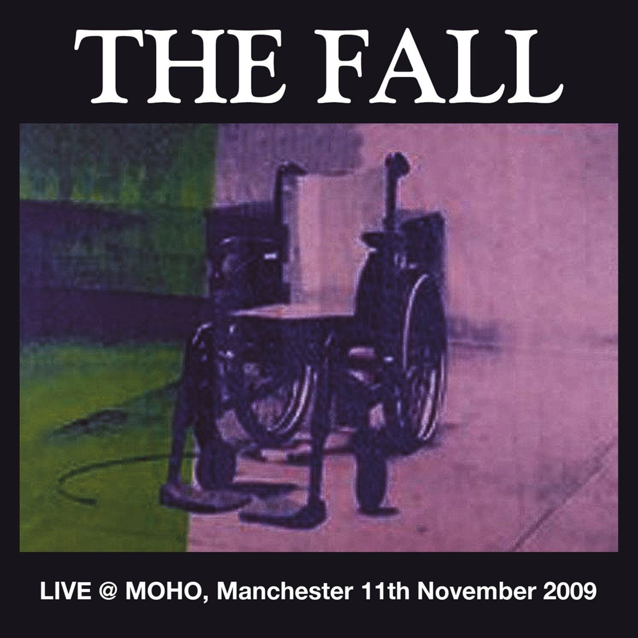 Live @ MOHO, Manchester 11th November 2009 - 1