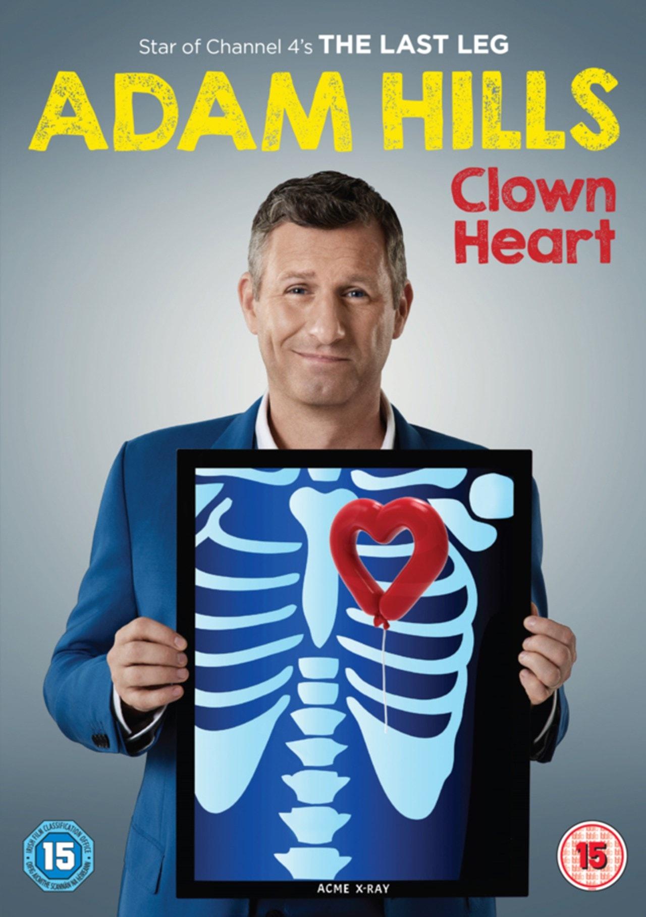 Adam Hills: Clown Heart - 1