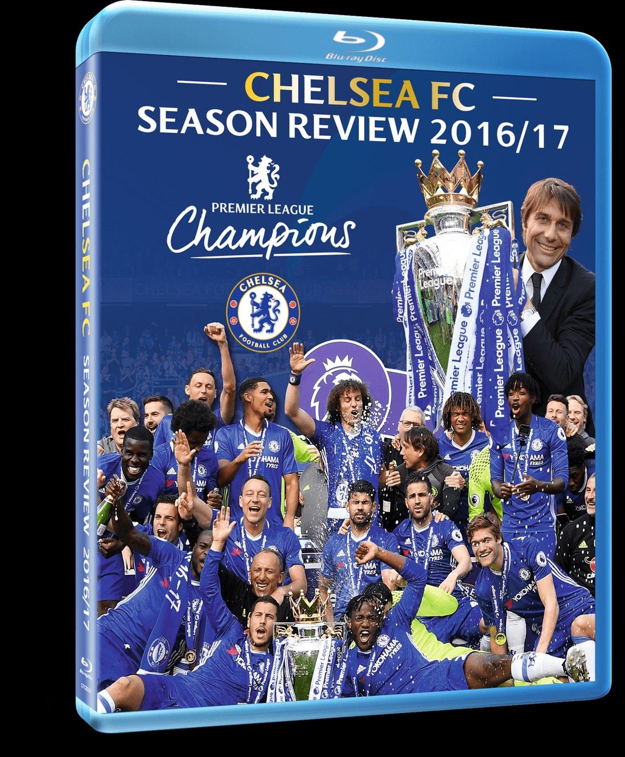 Chelsea FC: Season Review 2016/2017 - 2