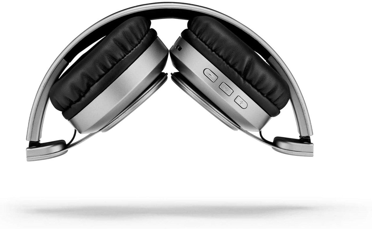 Mixx Audio JX1 Space Grey On Ear Bluetooth Headphones - 3