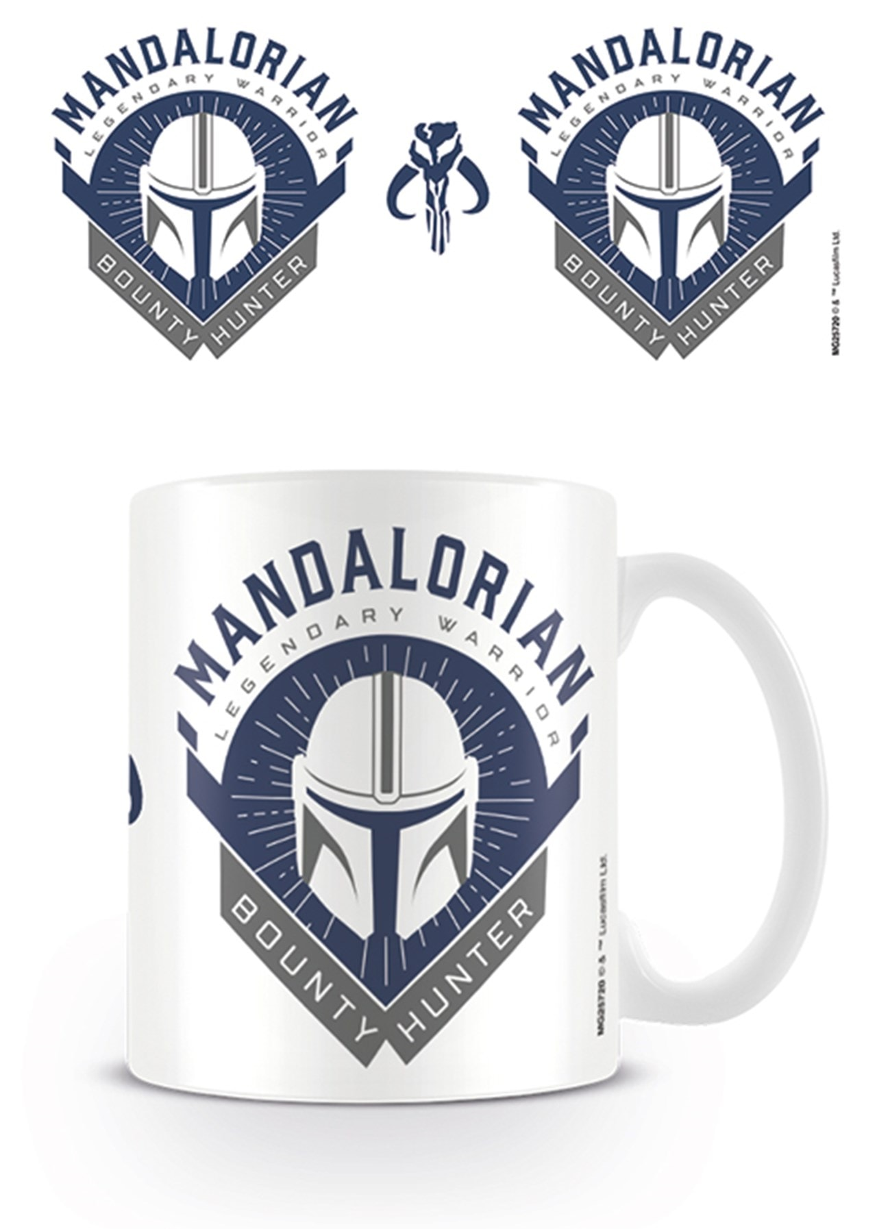Star Wars: The Mandalorian (Bounty Hunter) Mug - 1
