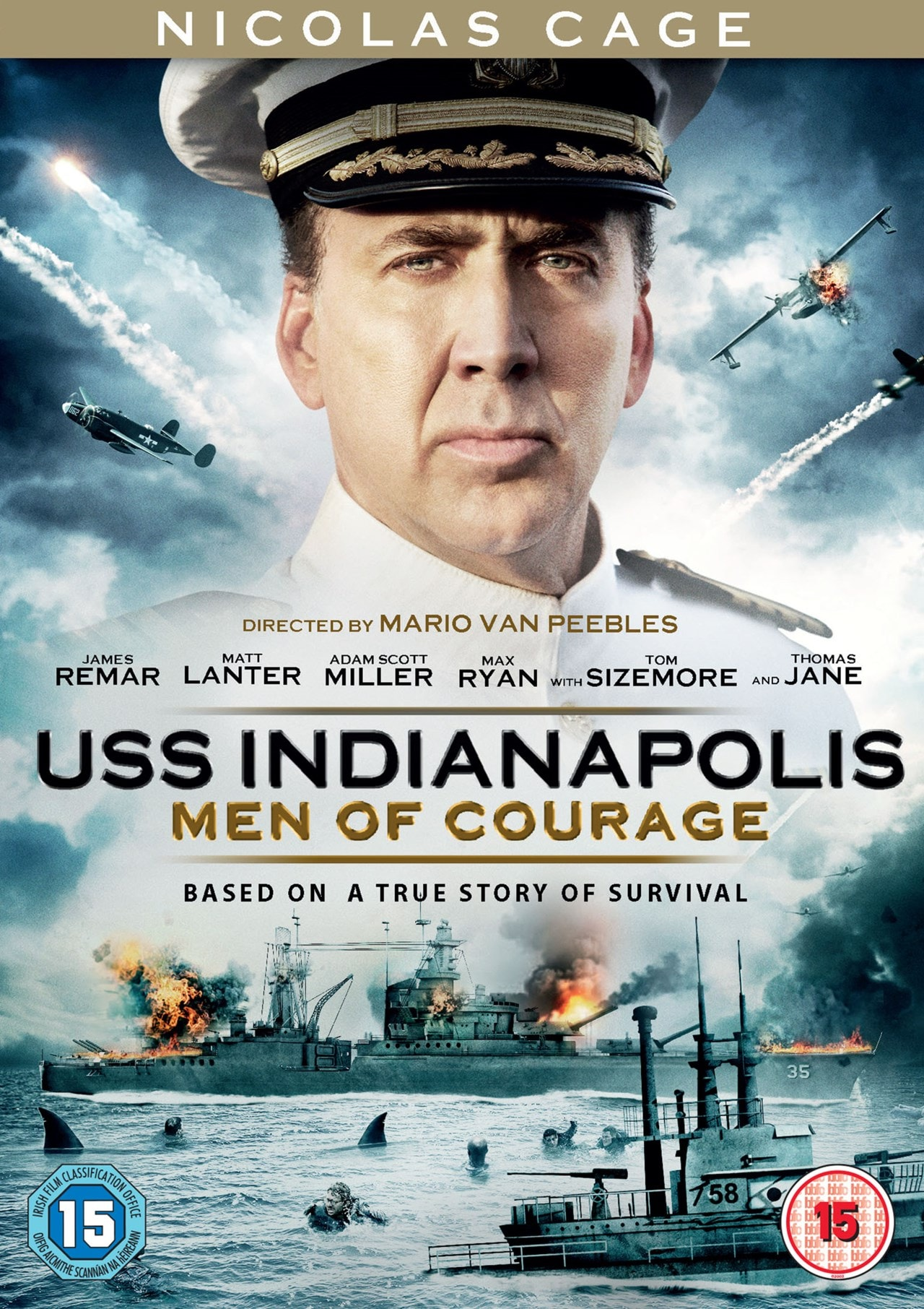 USS Indianapolis: Men of Courage - 1