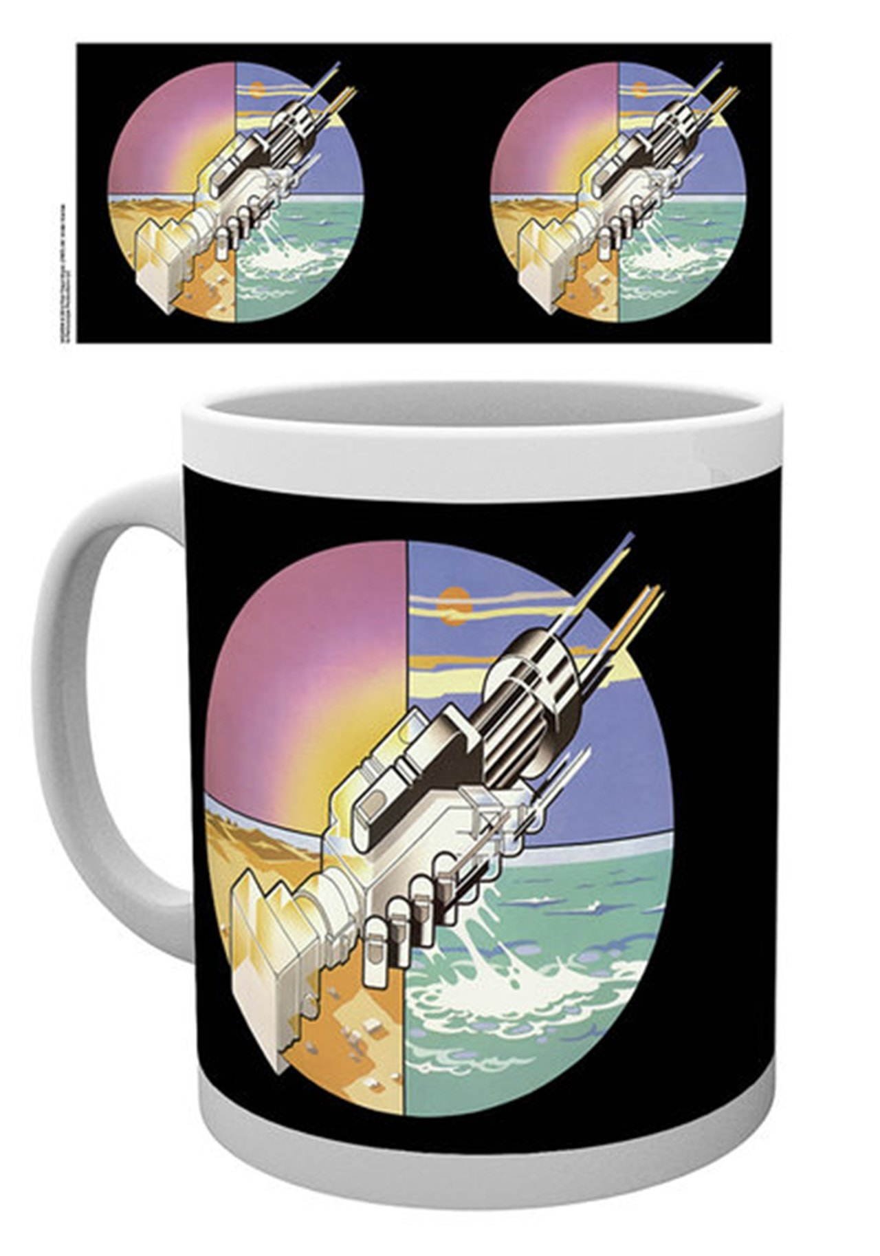 Pink Floyd Wish You Were Here Mug - 1