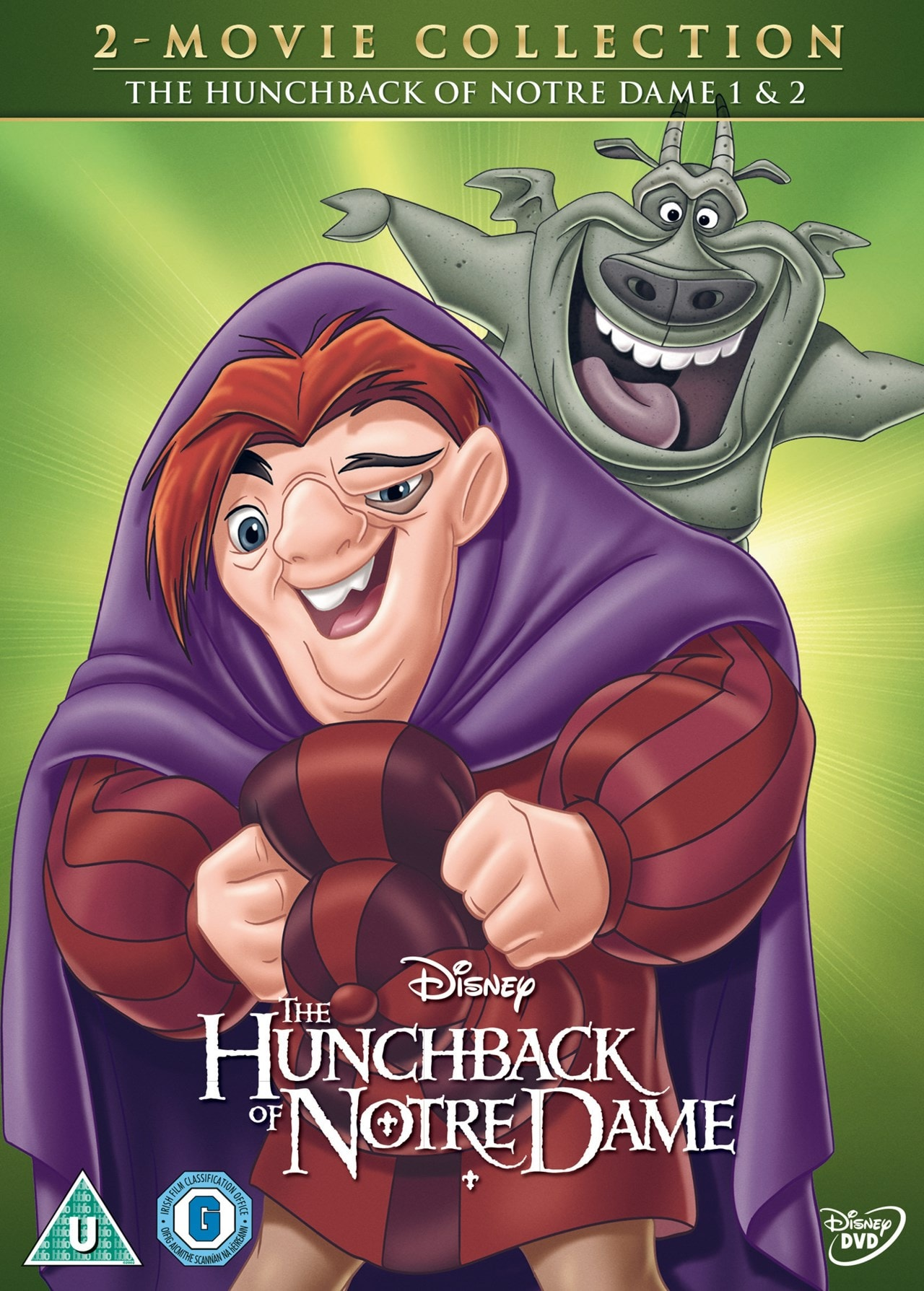 The Hunchback of Notre Dame: 2-movie Collection - 3