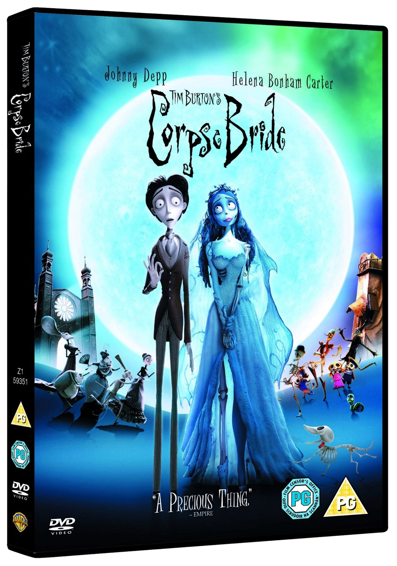 Tim Burton's Corpse Bride - 2