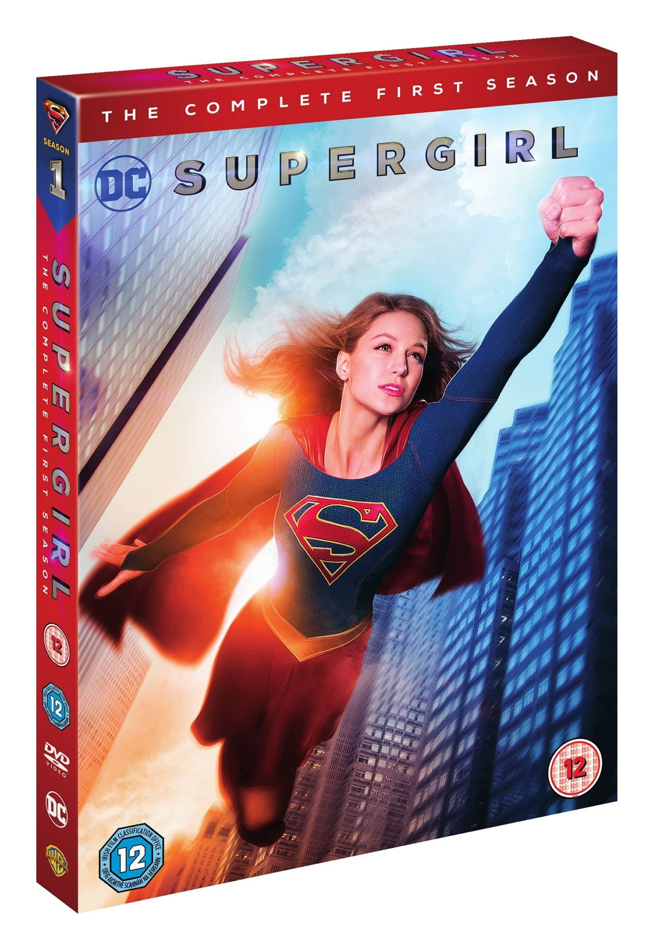 Supergirl: The Complete First Season - 2