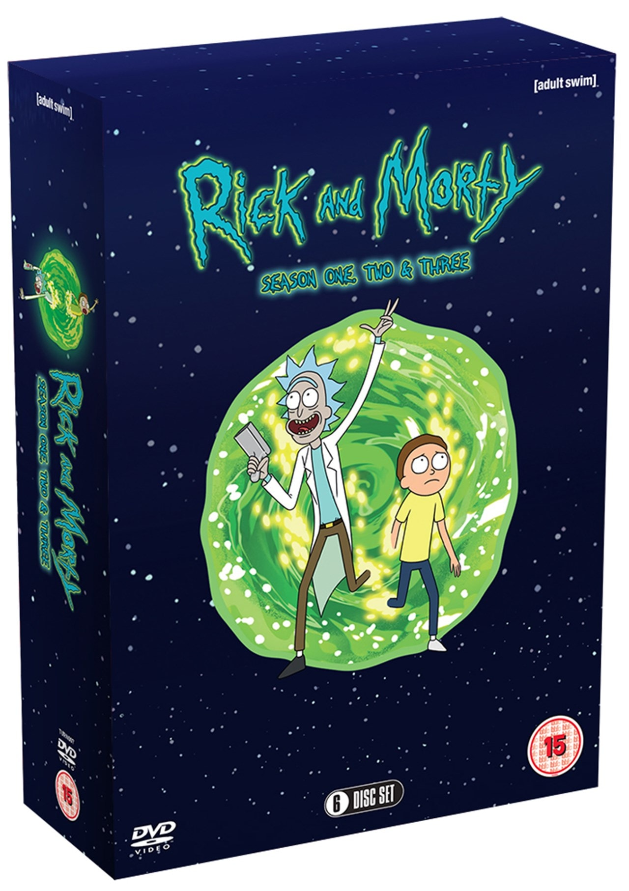 Rick and Morty: Season One, Two & Three - 2