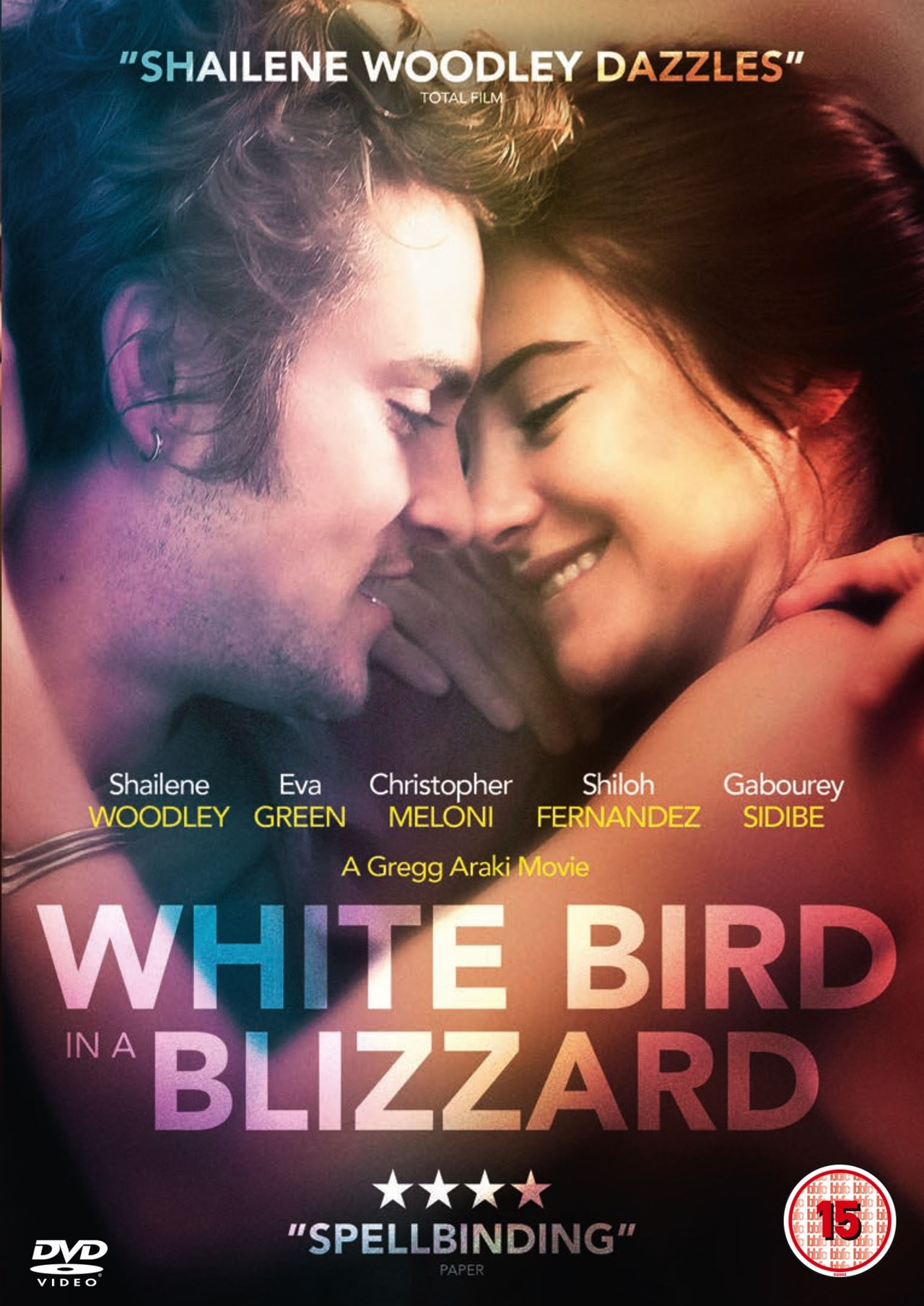 White Bird in a Blizzard - 1