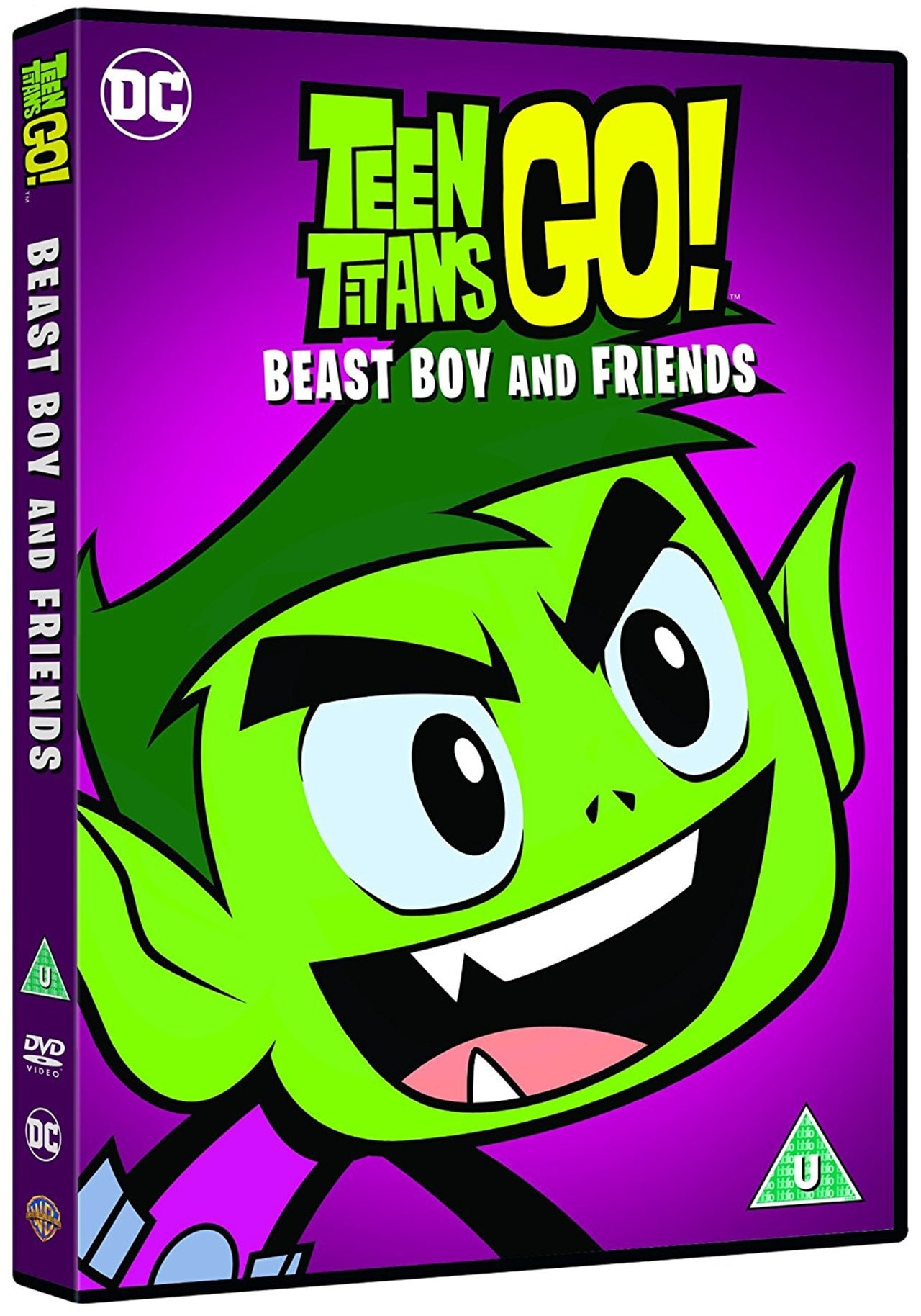 Teen Titans Go!: Beast Boy and Friends - 2