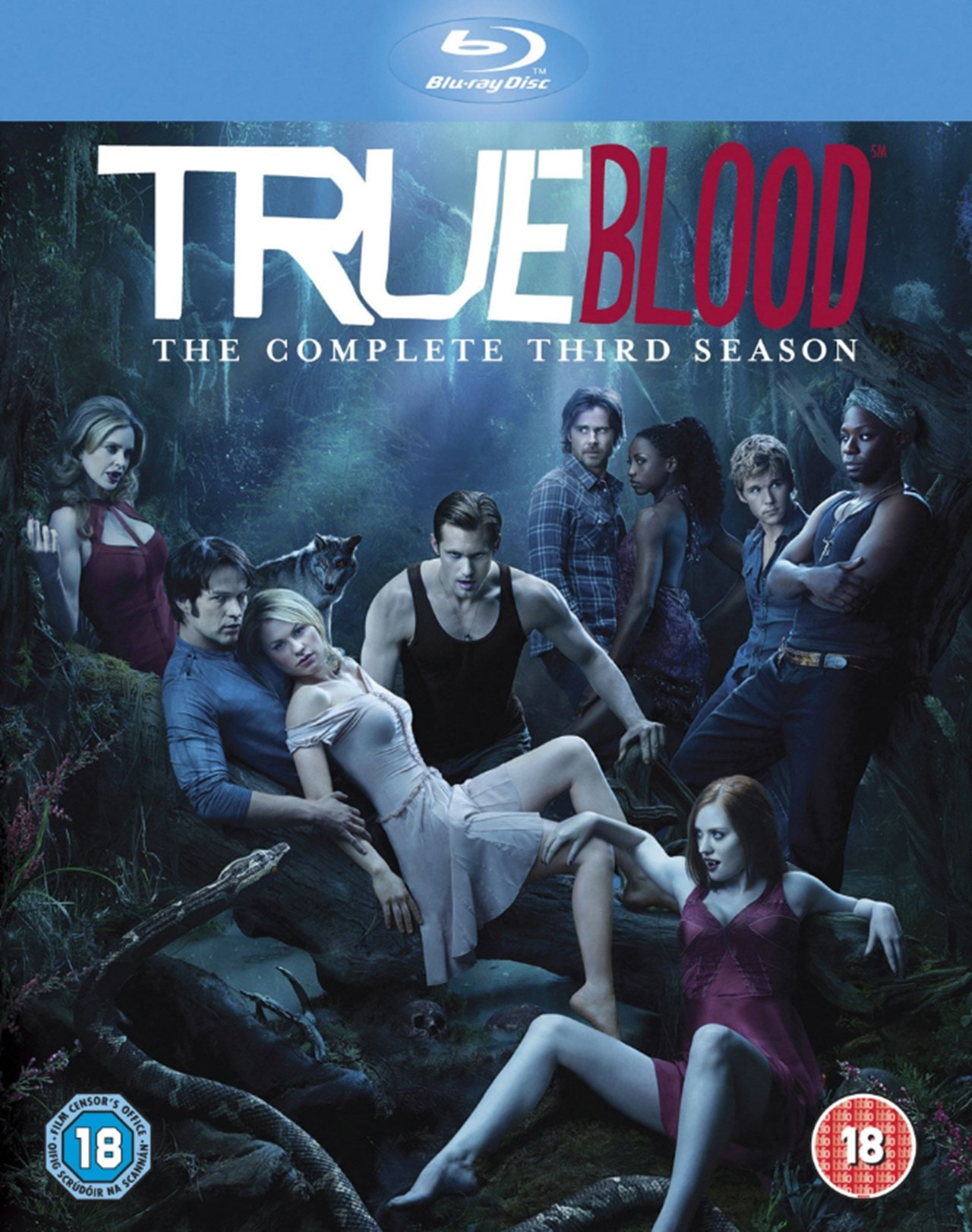 True Blood: The Complete Third Season - 1