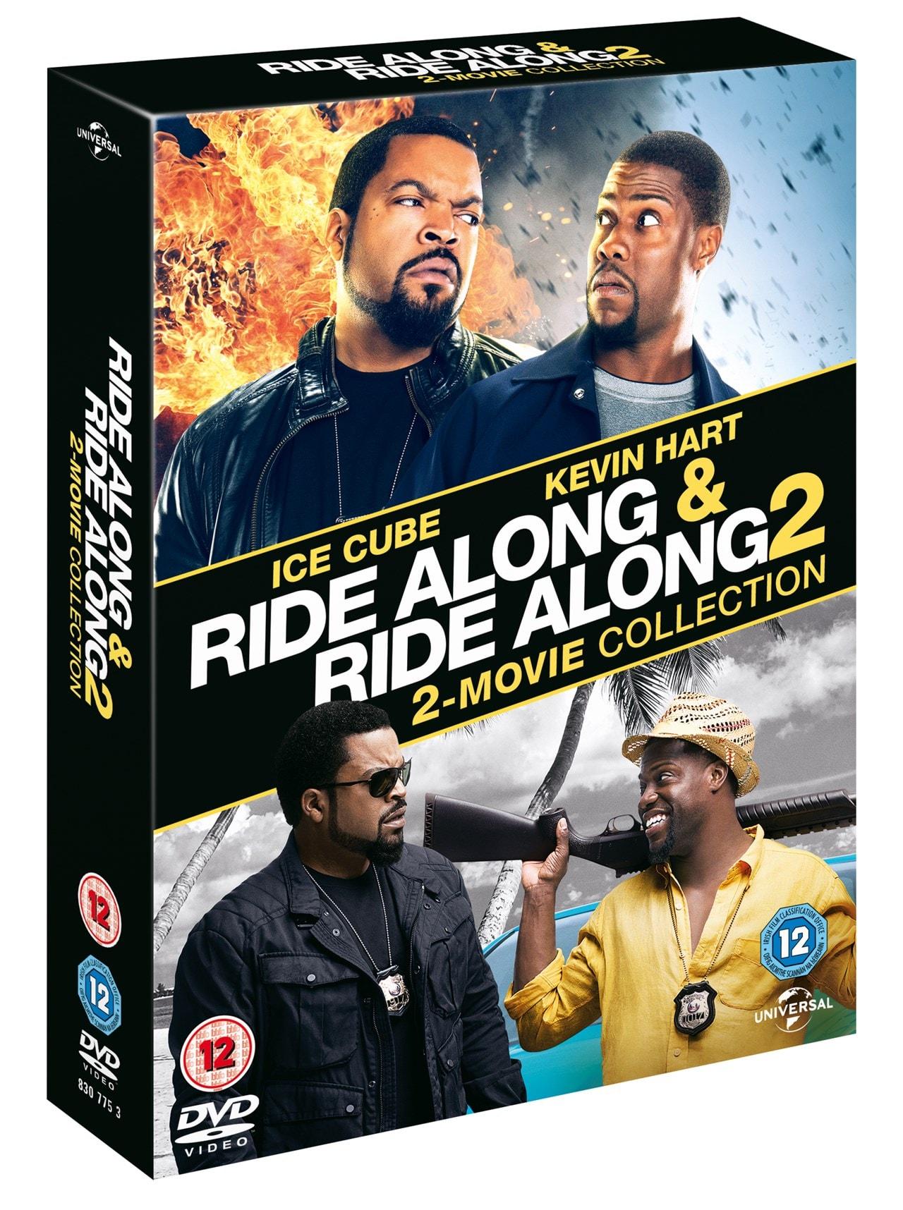 Ride Along 1 & 2 - 2