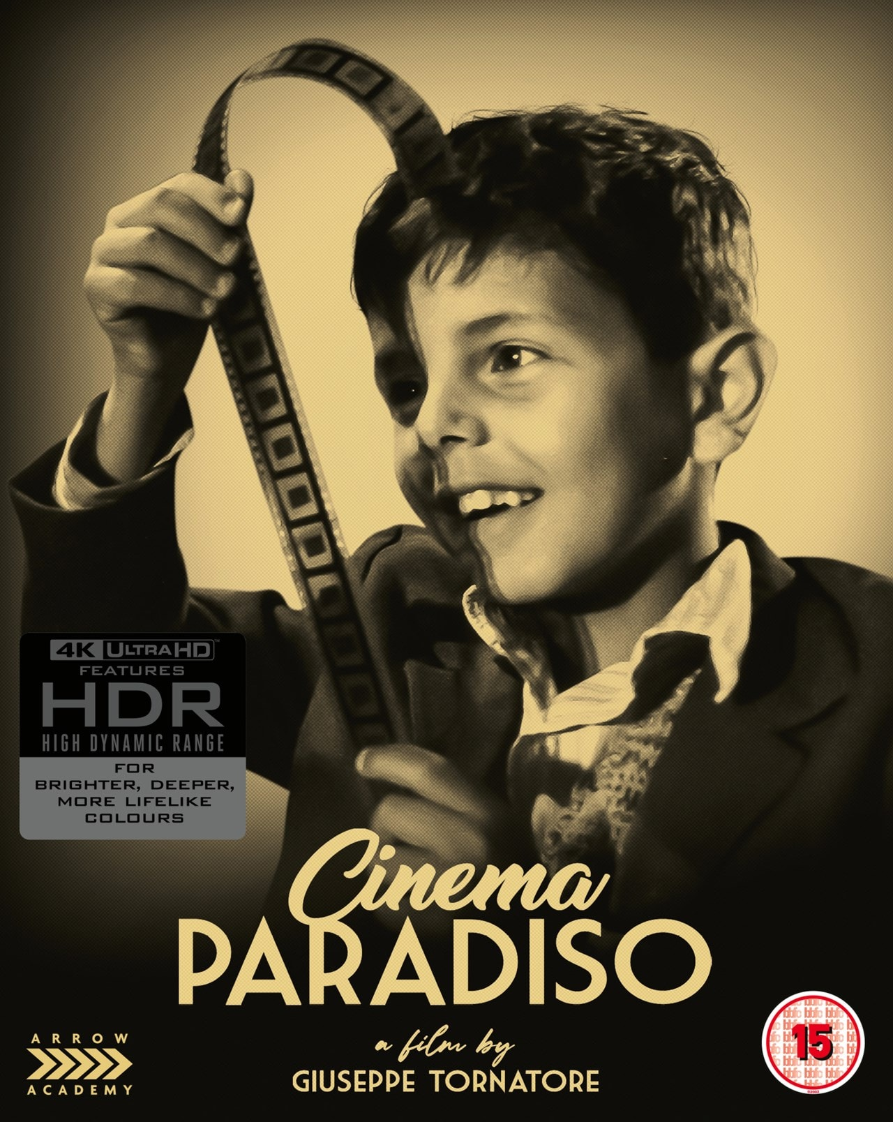 Cinema Paradiso - 1
