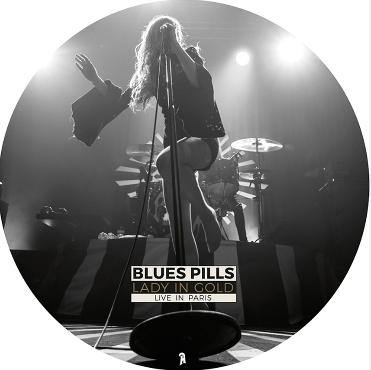 Lady in Gold - Live in Paris - 1