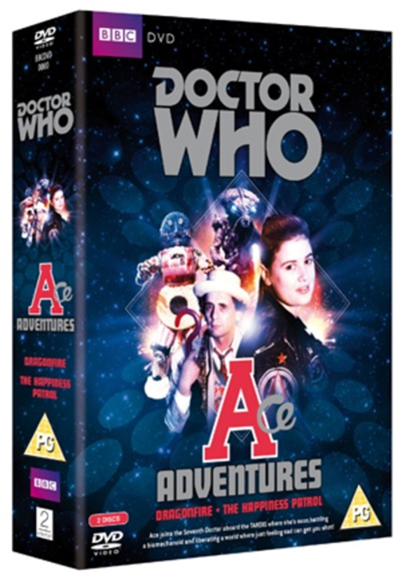 Doctor Who: Ace Adventures - 1