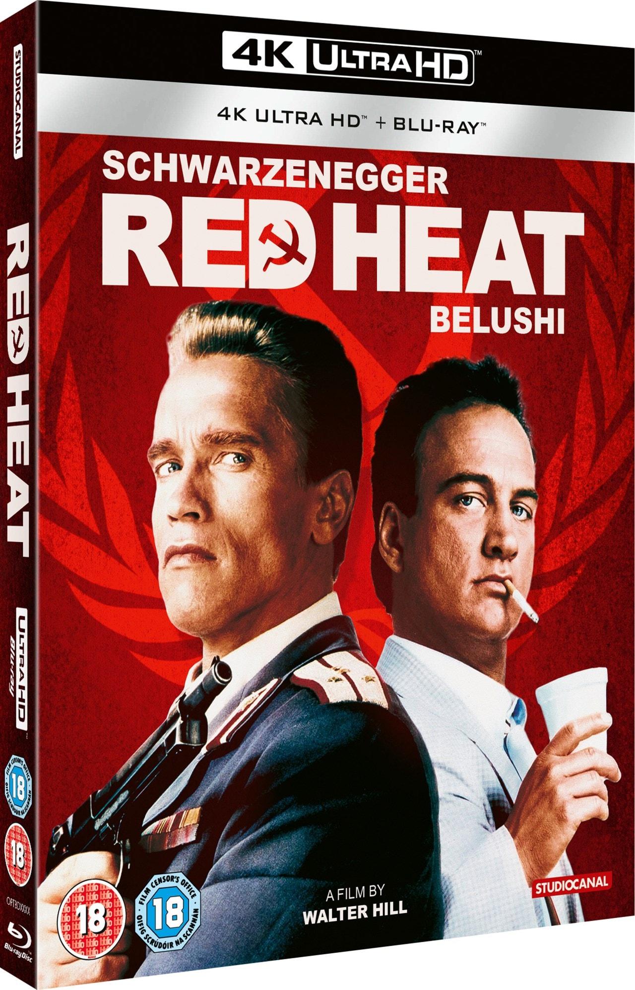 Red Heat - 2