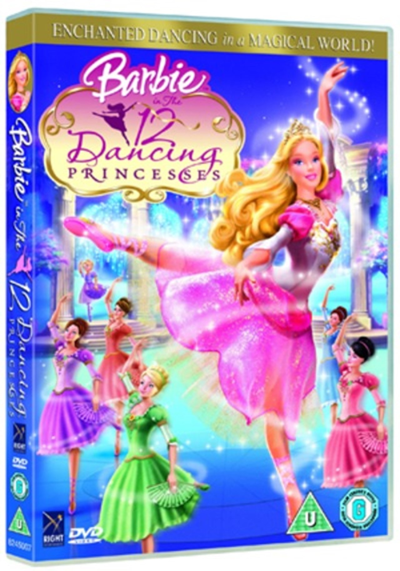Barbie: The Twelve Dancing Princesses - 1
