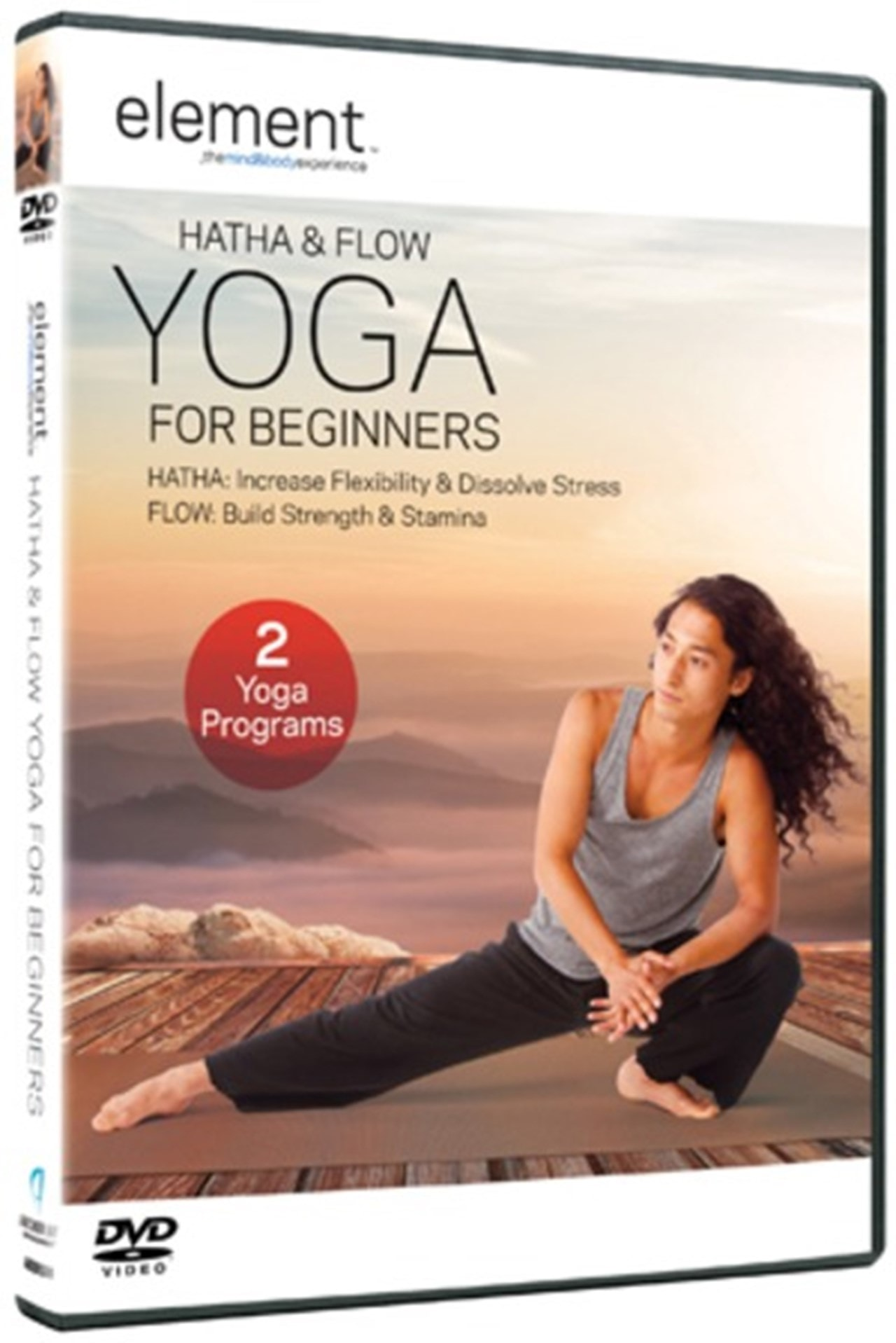 Element: Hatha and Flow Yoga for Beginners - 1