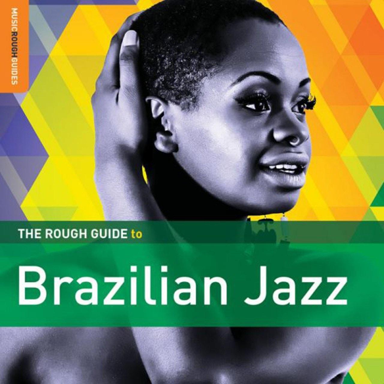 The Rough Guide to Brazilian Jazz - 1
