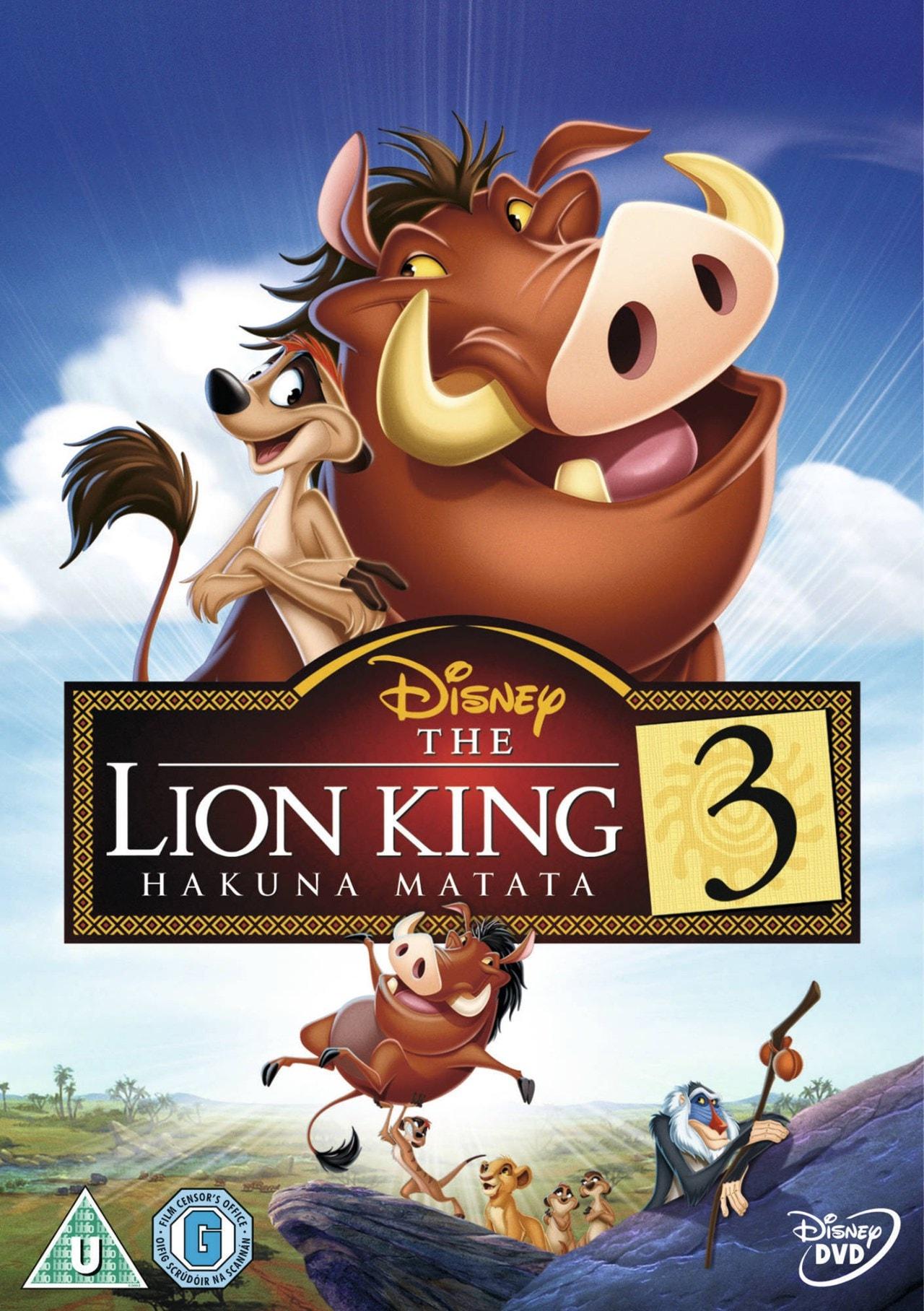 The Lion King 3 - Hakuna Matata - 1