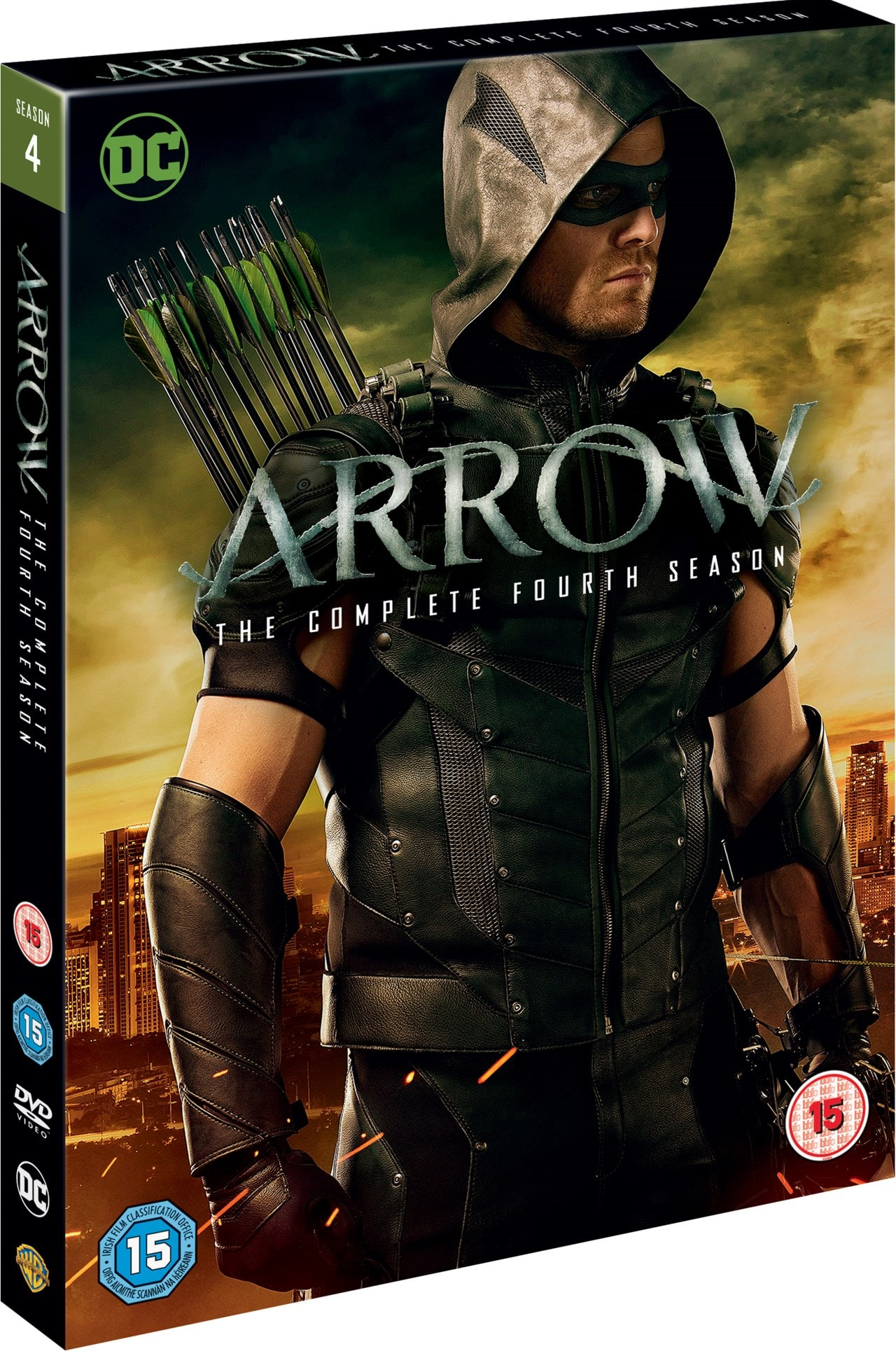 Arrow: The Complete Fourth Season - 2