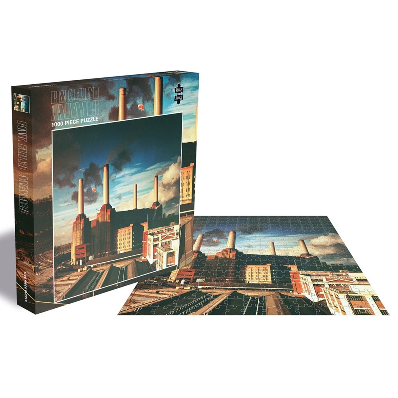 Pink Floyd - Animals: 1000 Piece Jigsaw Puzzle - 1