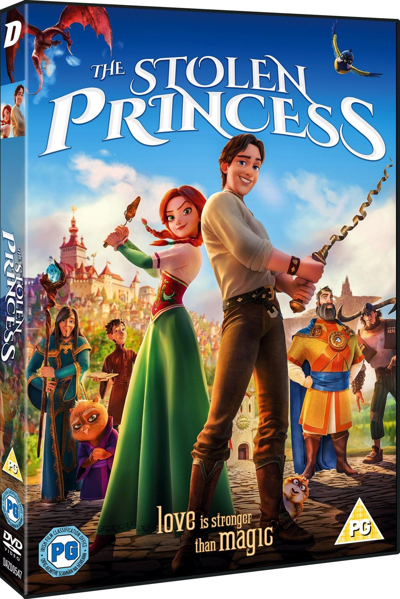 The Stolen Princess - 2