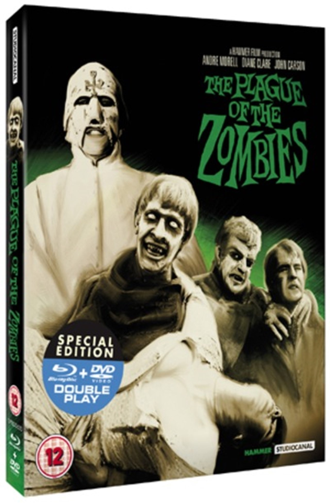 The Plague of the Zombies - 1