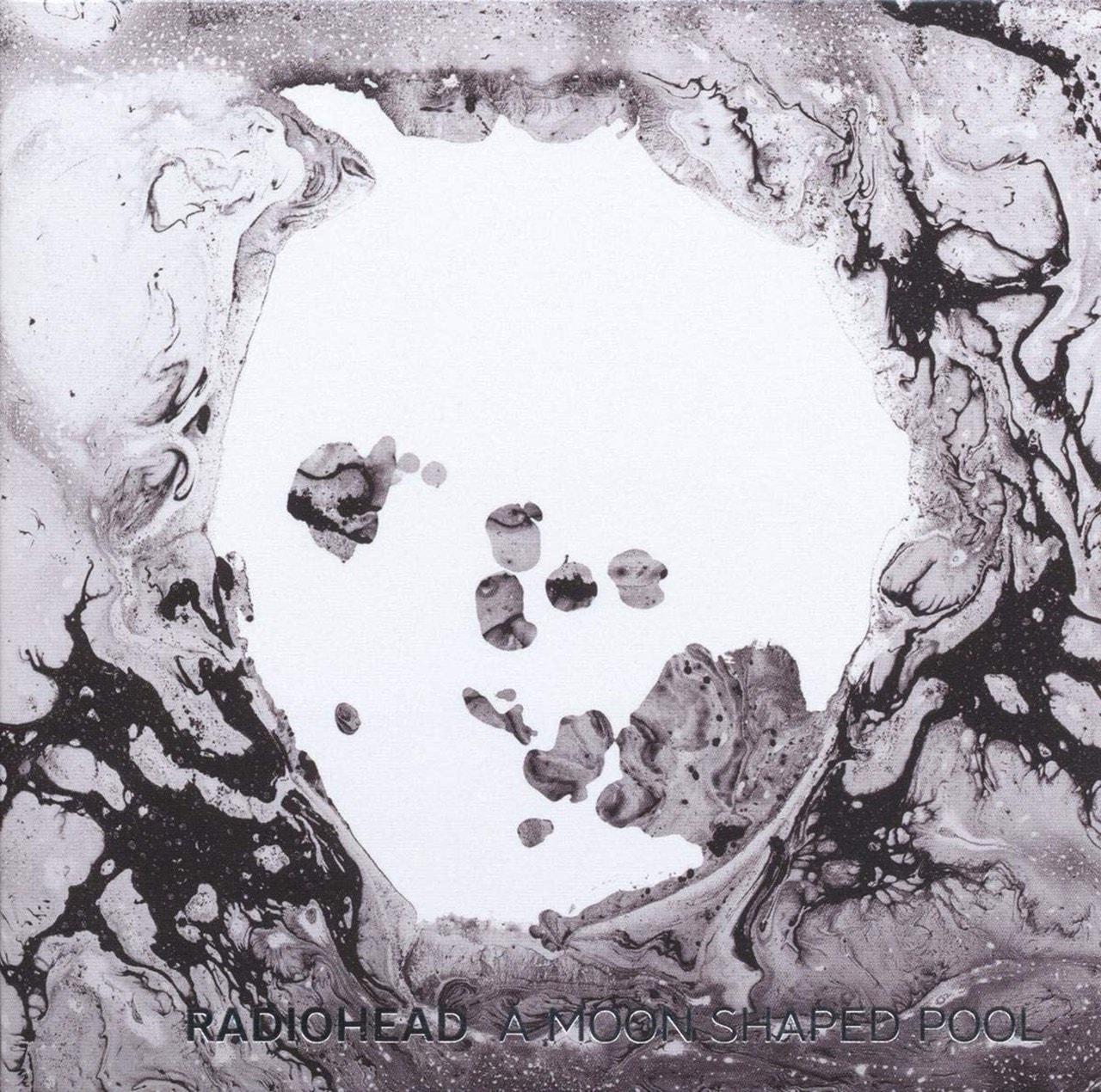 A Moon Shaped Pool - White Vinyl (LRS20) - 1