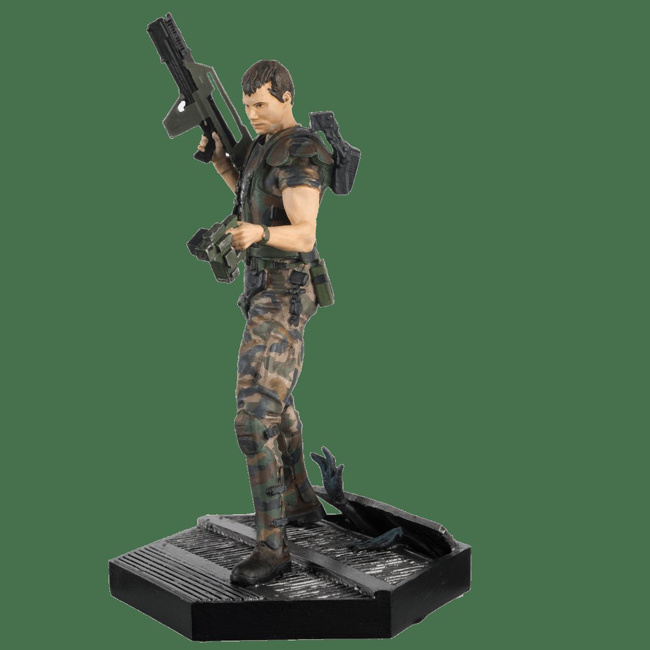 Hudson Alien Figurine: Hero Collector - 2
