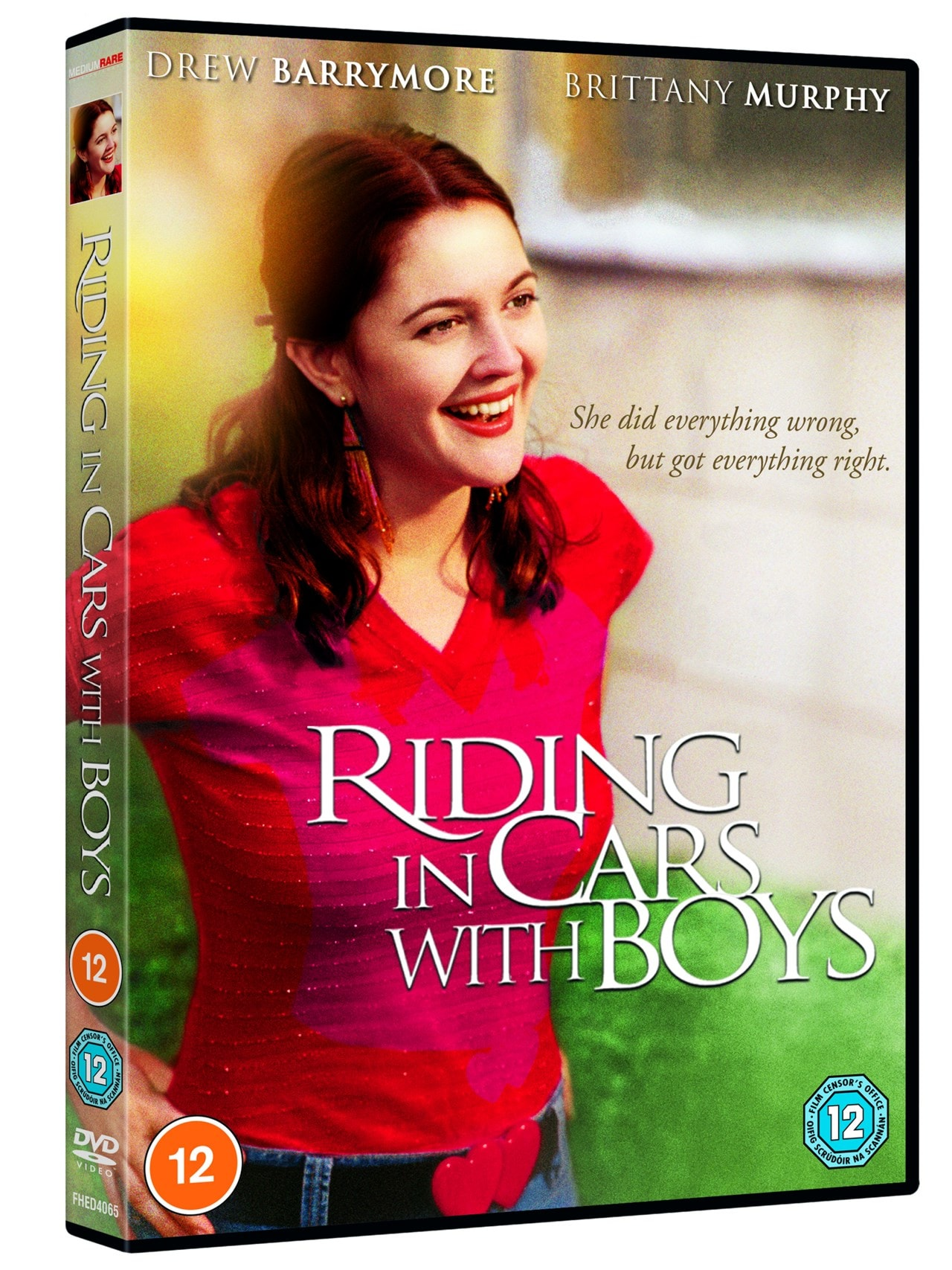 Riding in Cars With Boys - 2