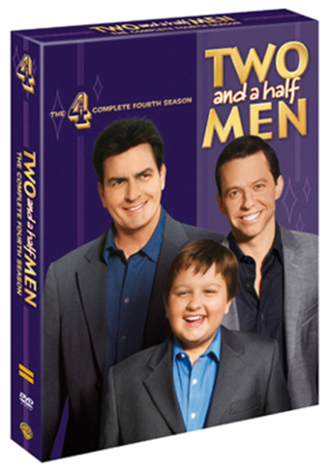 Two and a Half Men: The Complete Fourth Season - 1