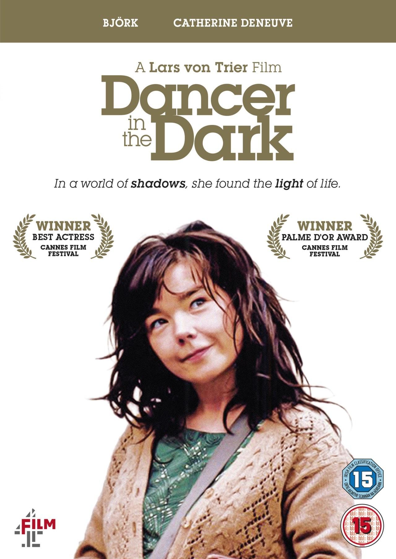Dancer In The Dark Dvd Free Shipping Over 20 Hmv Store