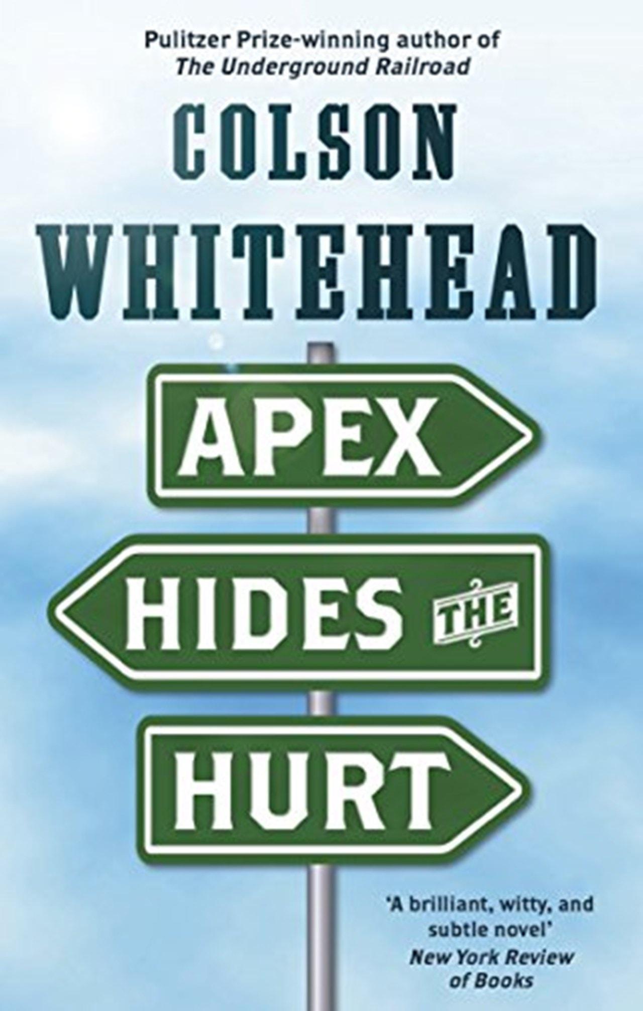 Apex Hides The Hurt - 1