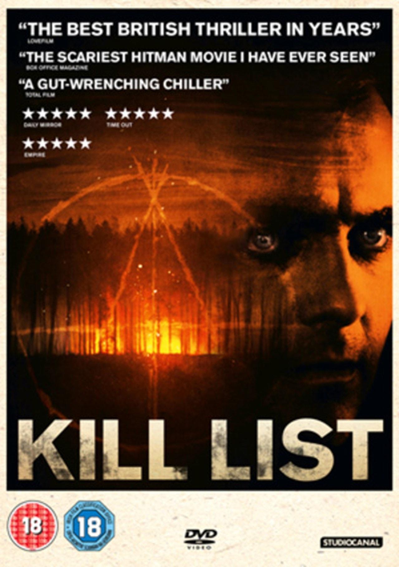 Kill List - 1