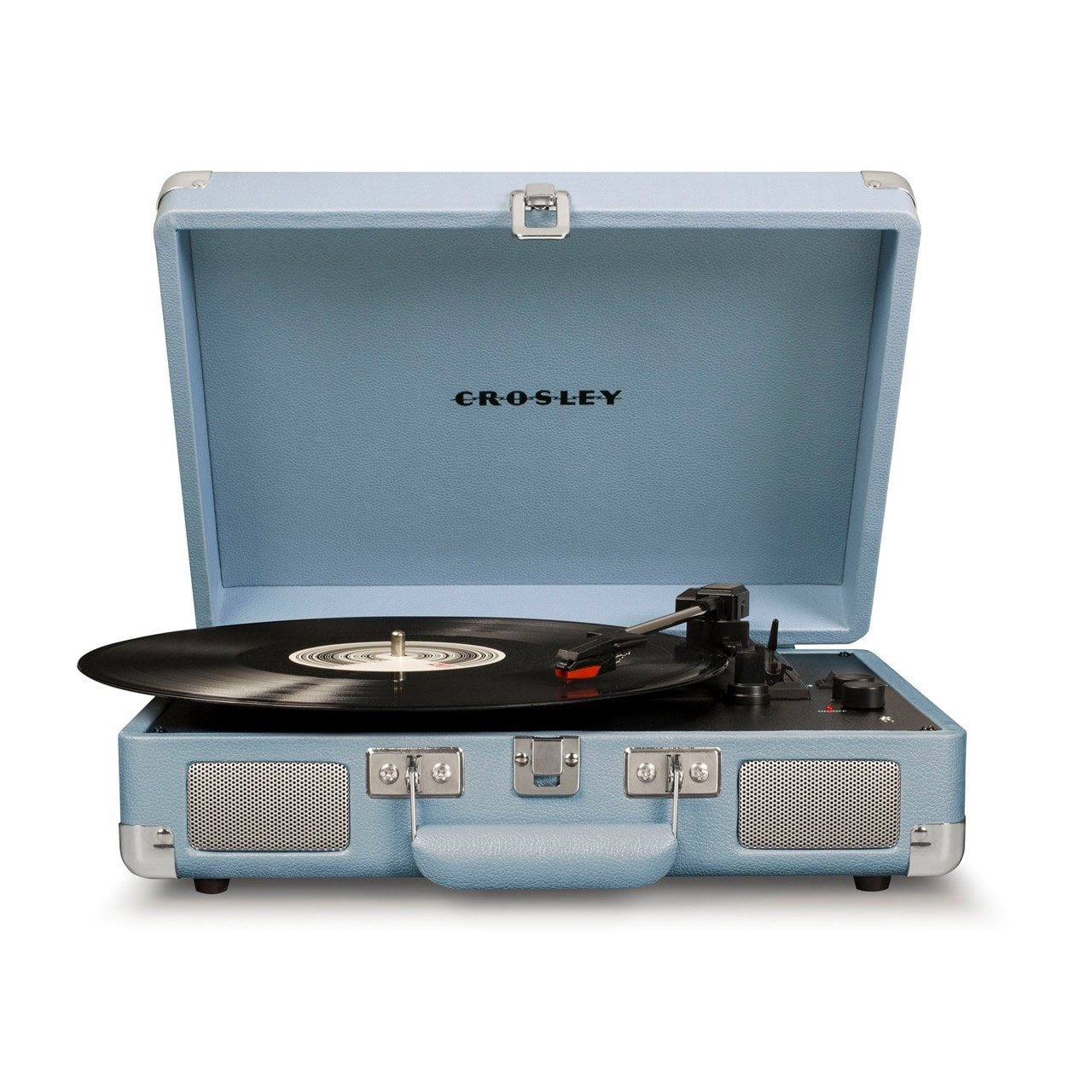 Crosley Cruiser Deluxe Tourmaline Turntable - 2